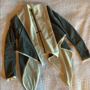Lululemon Wrap/jacket